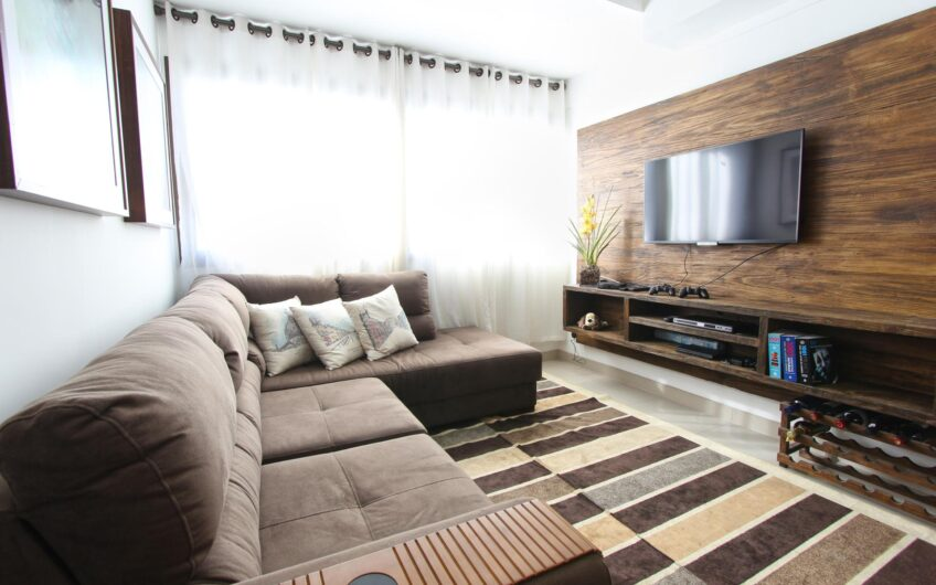 Modern apartment in the city Karachi