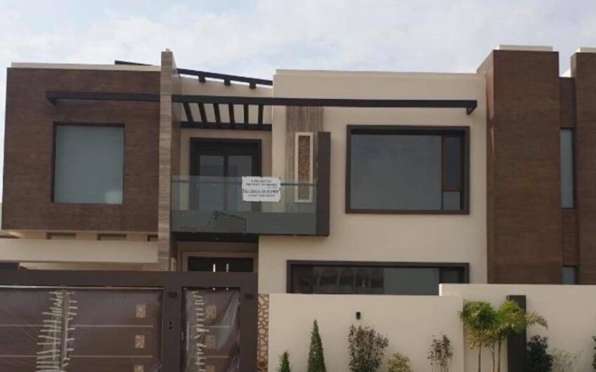 Brand New 500 yards Bungalow is now up for Sale